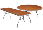 PS PLYWOOD TABLES