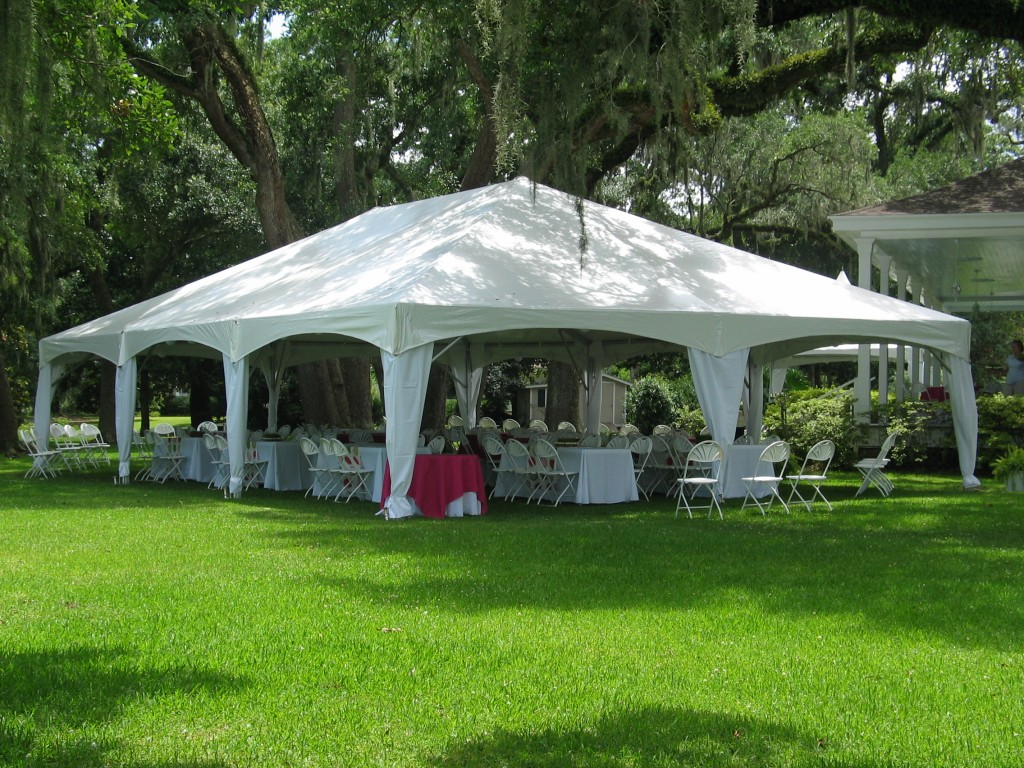 30′ Wide Future Lite Frame Tents | Tents Over Georgia
