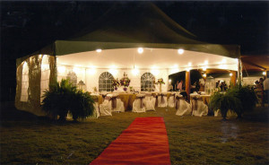 North Georgia Wedding Tents